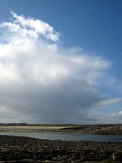 Wolken Ile Grande