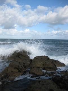 Meer Ile Grande