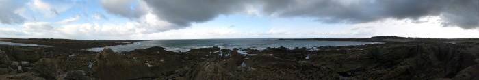 Panorama Ile Grande