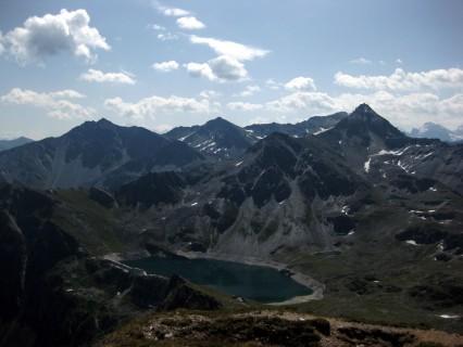 Illhorn - Blick in Richtung Illsee