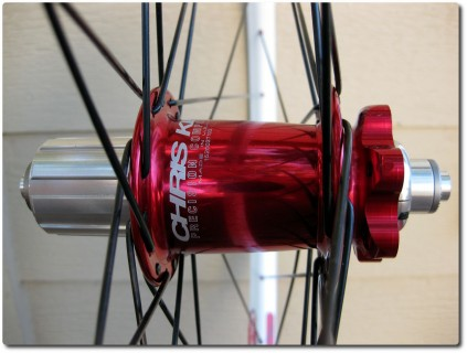 Chris King - ISO Disk Hub Rear