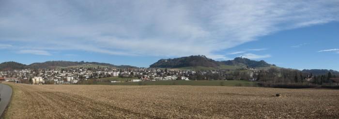 Panorama in Richtung Ittigen