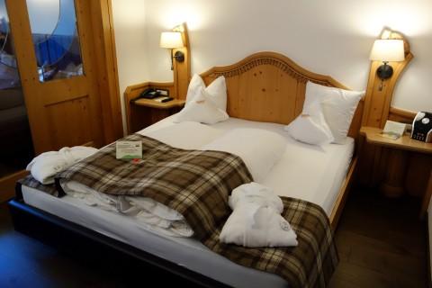 Zimmer - Bett