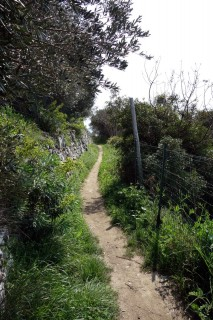 Julietta Trails nach Finale Ligure