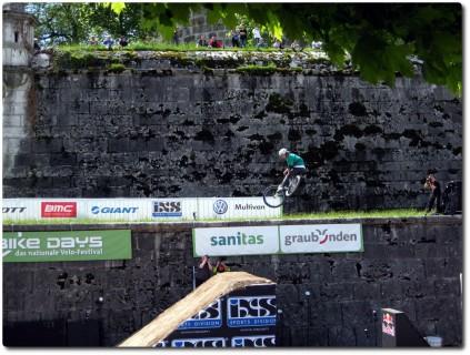 Jump Contest - diesmal auf Dirt