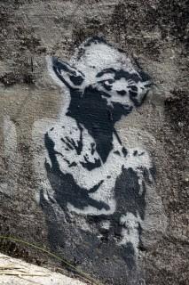 Yoda im Jura