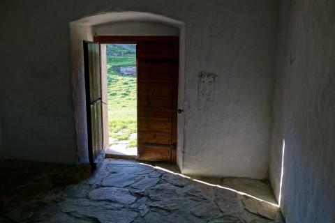 Kapelle San Giacomo - Innen