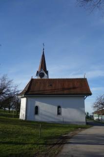 Kapelle und Messpunkt Steinhof