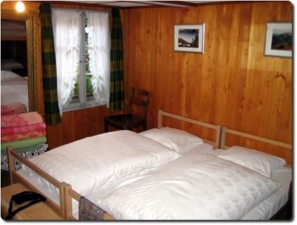Kemmeribodenbad Bauernhaus Mehrbettzimmer