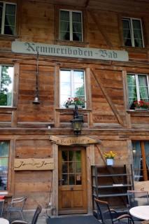 Eingang Kemmeribodenbad