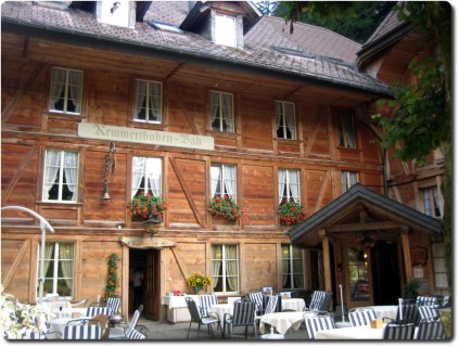 Kemmeribodenbad Restaurant und Hotel