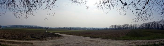 Panorama auf Koppigen