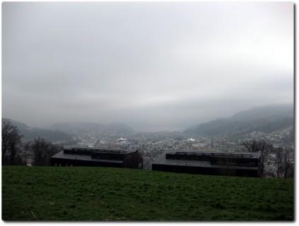 Blick vom Sonneberg in Richtung Kriens