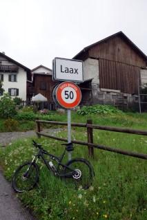 Ziel - Laax