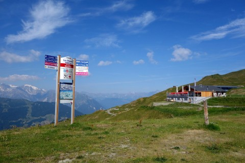 Station La Chaux