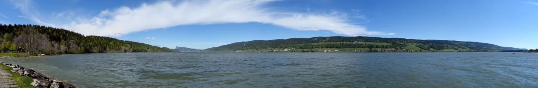Panorama Lac de Joux
