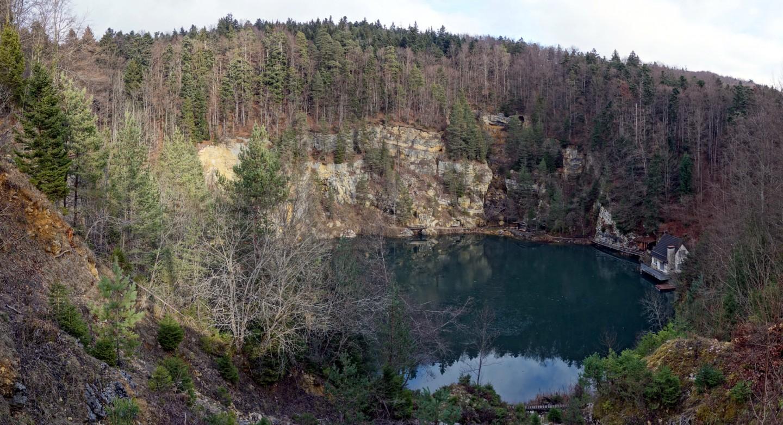 Der Lac Vert