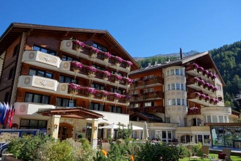Hotel La Ginabelle in Zermatt