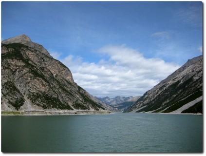 Am Lago di Livigno