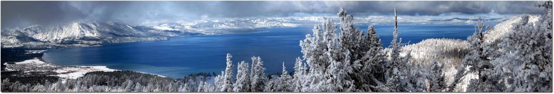 Lake Tahoe - Wunderschön...