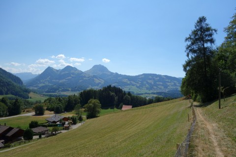 Trails bei Larisse