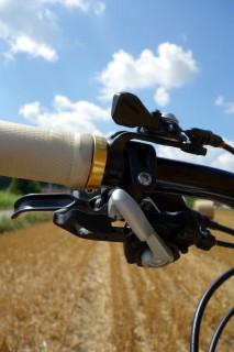 XT Schaltung und Bremse mit i-spec Montage