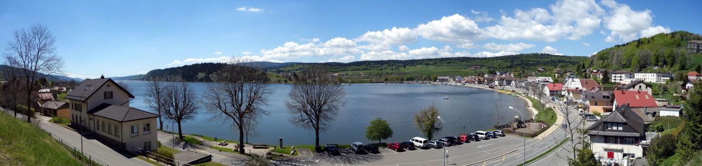 Le Pont - Lac de Joux Panorama