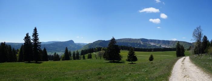 Les Cernis Panorama