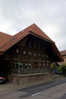 Emmentaler Bauernhäuser - Lützelflüh