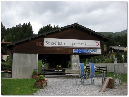 Lenzerheide - Bergbahnshuttle