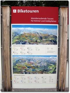 Lenzerheide - Routenvorschläge und Bikemaps