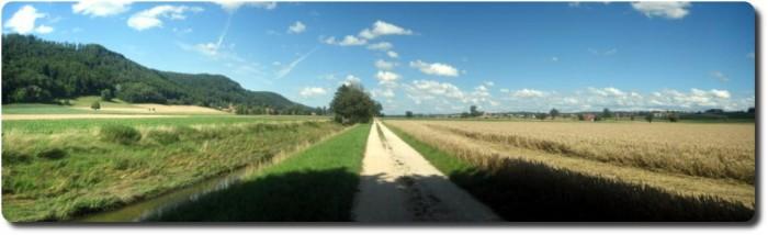 Panorama Limpachtal
