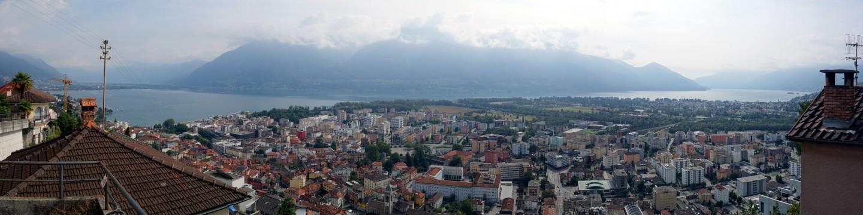 Panorama Locarno
