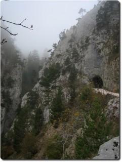 Lochbachtunnel vor Brüggli