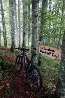 Lochgraben Downhill Trail