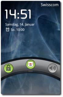 Rega Notfall App direkt auf dem Lockscreen