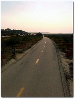 Monterey Bay Coastal Bike Trail
