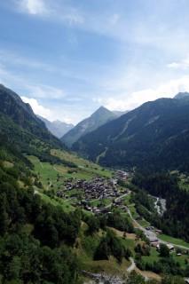 Val de Bagnes - Lourtier