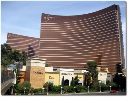Las Vegas - Wynn's Hotel