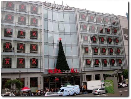 Macys Union Square