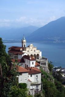 Kirche Madonna del Sasso