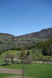 Blick nach La Magdeleine