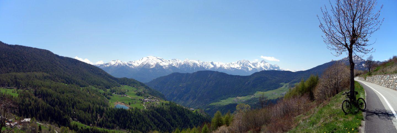 Panorama ob La Magdeleine