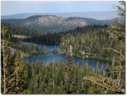 Lower Mammoth Lakes
