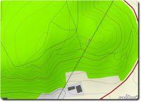 Mapsource TOPO Schweiz 1.1 Ansicht Zoom