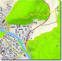 Track im Raum Burgdorf