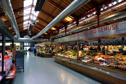 Markthalle Innen