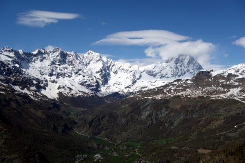 Matterhornrücken - Cervino