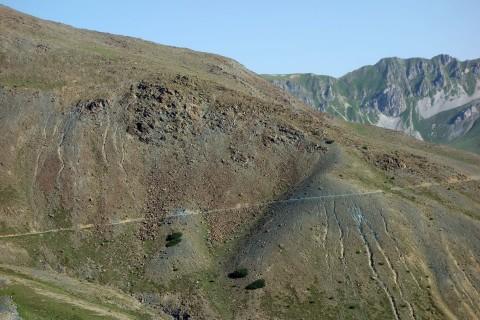 Trail im Meierhofer Tälli