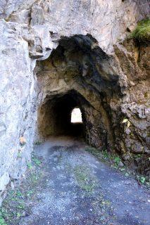 Militärweg Tunnel